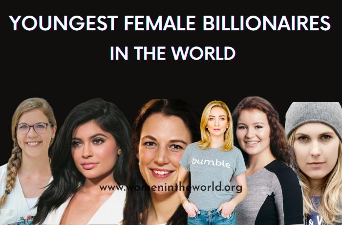 Youngest Female Billionaires