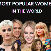 Popular Women in the World
