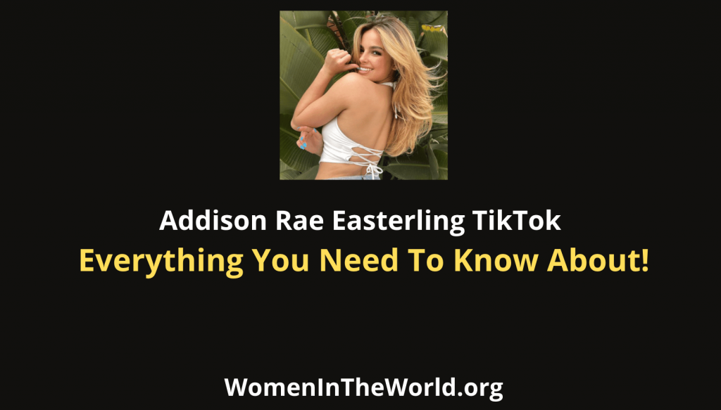 Addion Rae Tiktok
