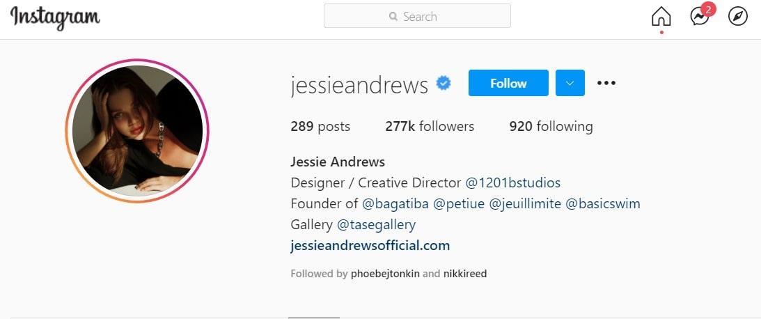 Jessi Andrews
